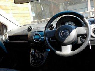 2008 Mazda 2 DE10Y1 Neo Grey 5 Speed Manual Hatchback
