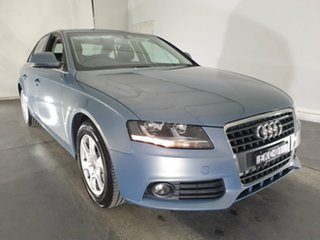 2008 Audi A4 B8 8K Multitronic Blue 8 Speed Constant Variable Sedan.
