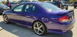 2003 Ford Falcon BA XR6 Purple 5 Speed Manual Sedan