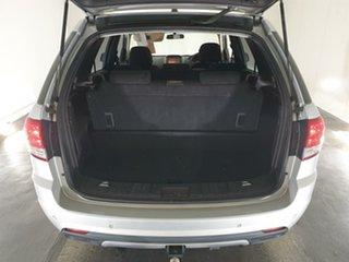 2011 Ford Territory SZ TS Seq Sport Shift Silver 6 Speed Sports Automatic Wagon