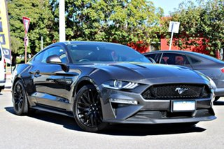 2018 Ford Mustang FN 2019MY GT Grey 10 Speed Sports Automatic Fastback.