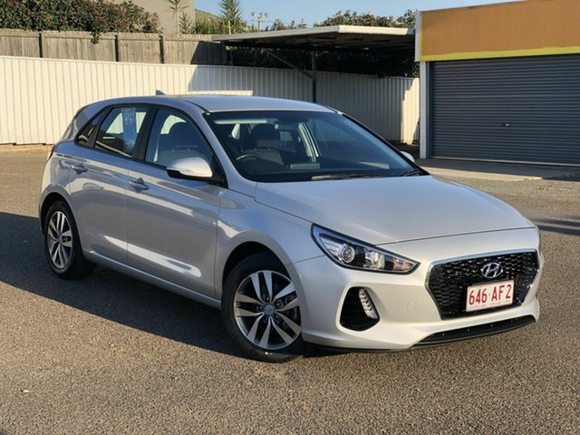 Used Hyundai i30 PD2 MY19 Active, 2019 Hyundai i30 PD2 MY19 Active Silver 6 Speed Sports Automatic Hatchback