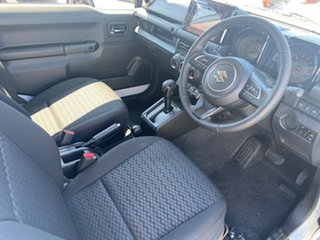 2020 Suzuki Jimny JB74 White 4 Speed Automatic Hardtop