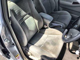 2003 Toyota Corolla ZZE122R Ultima Silver 4 Speed Automatic Sedan