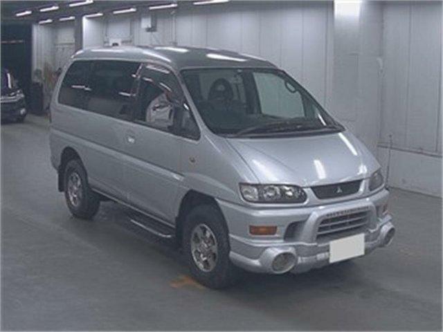 Used Mitsubishi Delica Leichhardt, 2004 Mitsubishi Delica PD6W Spacegear Silver Automatic Van Wagon