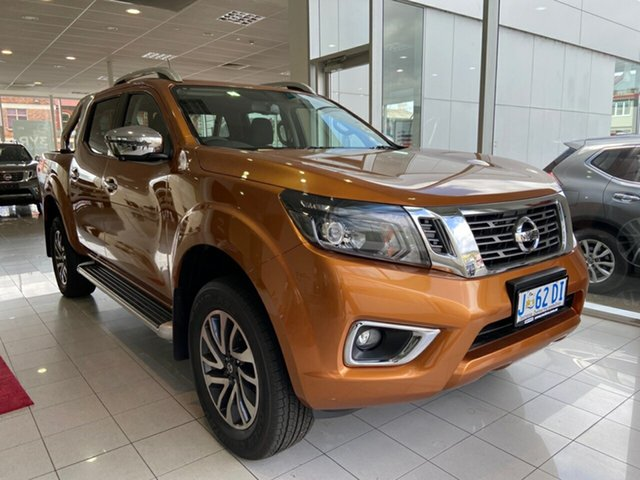 Demo Nissan Navara D23 S4 MY19 ST-X Launceston, 2019 Nissan Navara D23 S4 MY19 ST-X Hornet Gold 6 Speed Manual Utility