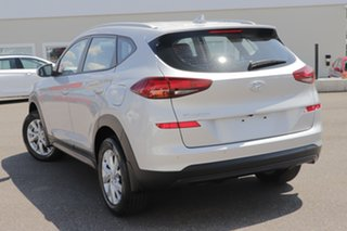2019 Hyundai Tucson TL3 MY19 Active X 2WD Silver 6 Speed Automatic Wagon.