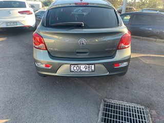 2013 Holden Cruze JH Series II MY14 Equipe Grey 6 Speed Sports Automatic Hatchback
