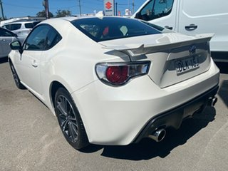 2016 Toyota 86 ZN6 GTS White 6 Speed Sports Automatic Coupe