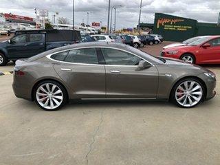 2015 Tesla Model S P90D Bronze 1 Speed Automatic Hatchback