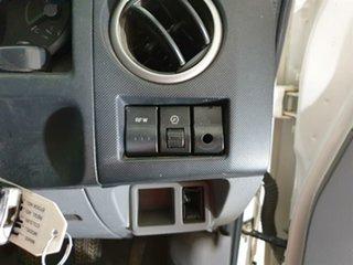 2008 Mazda BT-50 UNY0E4 DX White 5 Speed Manual Utility