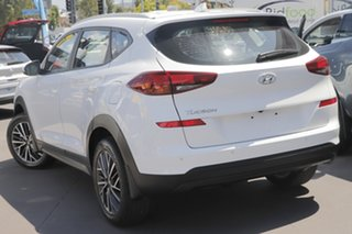 2019 Hyundai Tucson TL4 MY20 Active X 2WD White 6 Speed Automatic Wagon.