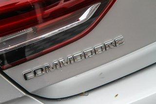 2018 Holden Commodore ZB MY18 RS Liftback Silver 9 Speed Sports Automatic Liftback