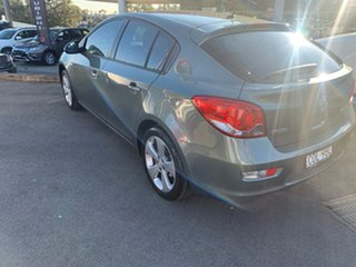 2013 Holden Cruze JH Series II MY14 Equipe Grey 6 Speed Sports Automatic Hatchback.