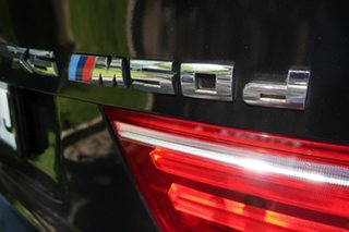 2012 BMW X5 E70 MY12 Upgrade M50D Black 8 Speed Automatic Sequential Wagon