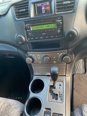2009 Toyota Kluger GSU45R Altitude AWD 5 Speed Sports Automatic Wagon