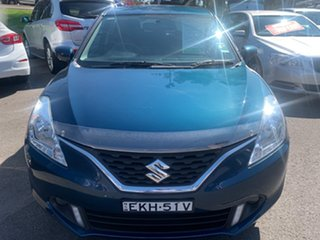 2016 Suzuki Baleno EW GL Blue 4 Speed Automatic Hatchback