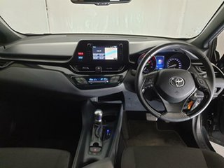 2017 Toyota C-HR NGX50R S-CVT AWD Black 7 Speed Constant Variable Wagon