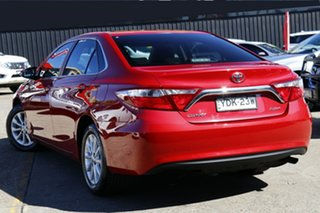 2015 Toyota Camry ASV50R Altise Red 6 Speed Sports Automatic Sedan.