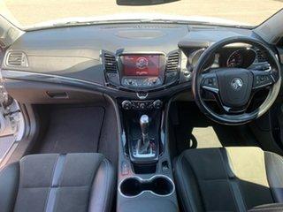 2017 Holden Commodore VF II MY17 SV6 White 6 Speed Sports Automatic Sedan