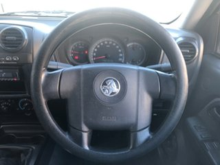 2007 Holden Rodeo RA MY07 LX (4x4) White 5 Speed Manual Space Cab Chassis