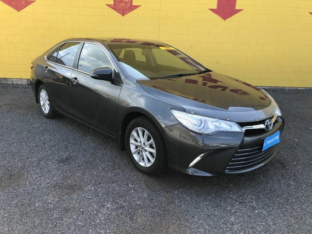 Used Toyota Camry ASV50R Altise Winnellie, 2016 Toyota Camry ASV50R Altise Grey 6 Speed Sports Automatic Sedan