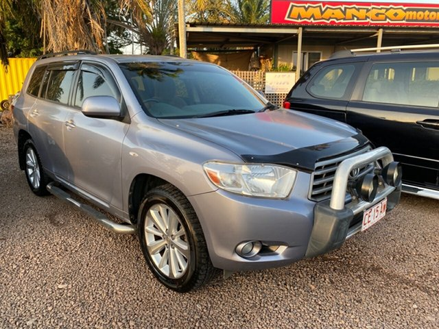 Used Toyota Kluger GSU45R Altitude AWD Pinelands, 2009 Toyota Kluger GSU45R Altitude AWD 5 Speed Sports Automatic Wagon