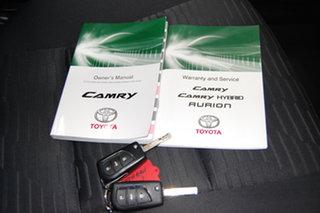 2017 Toyota Camry ASV50R Altise Ocean Mist 6 Speed Sports Automatic Sedan