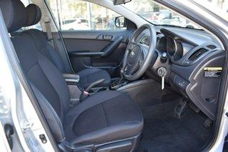 2012 Kia Cerato TD MY12 SI Bright Silver 6 Speed Sports Automatic Hatchback