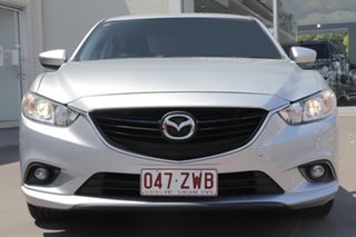 2014 Mazda 6 GJ1031 Sport SKYACTIV-Drive Silver 6 Speed Sports Automatic Sedan
