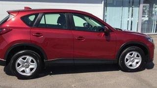 2012 Mazda CX-5 KE1071 Maxx SKYACTIV-Drive AWD Red 6 Speed Sports Automatic Wagon.