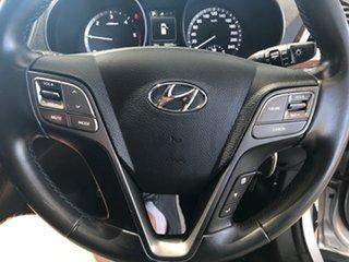 2016 Hyundai Santa Fe DM Series II (DM3) Active CRDi (4x4) Silver 6 Speed Automatic Wagon