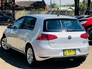 2017 Volkswagen Golf VII MY17 92TSI DSG Comfortline Silver 7 Speed Sports Automatic Dual Clutch.