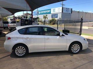 2011 Subaru Impreza MY11 RS (AWD) White 4 Speed Automatic Hatchback