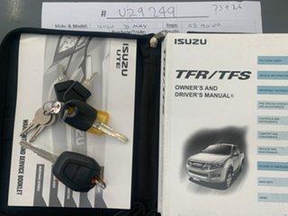 2015 Isuzu D-MAX MY15 LS-U Crew Cab Silver 5 Speed Manual Utility