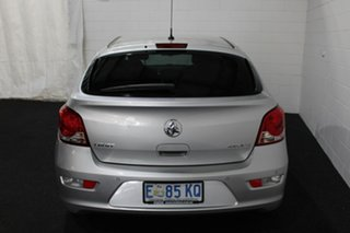 2015 Holden Cruze JH Series II MY16 Equipe Silver 6 Speed Sports Automatic Hatchback