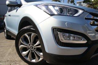 2013 Hyundai Santa Fe DM MY13 Highlander 6 Speed Sports Automatic Wagon.