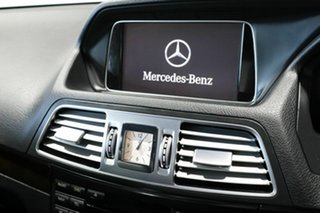 2013 Mercedes-Benz E-Class C207 MY13 E400 7G-Tronic + Silver 7 Speed Sports Automatic Coupe