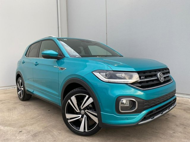 New Volkswagen T-Cross C1 MY20 85TSI DSG FWD Life Liverpool, 2020 Volkswagen T-Cross C1 MY20 85TSI DSG FWD Life 0z0z 7 Speed Sports Automatic Dual Clutch Wagon