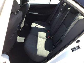 2016 Toyota Camry AVV50R Altise White 1 Speed Constant Variable Sedan Hybrid