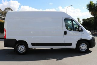 2020 Fiat Ducato Series 6 Mid Roof MWB Comfort-matic White 6 speed Automatic Van.