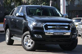 2017 Ford Ranger PX MkII MY17 Update XLT 3.2 (4x4) 6 Speed Automatic Double Cab Pick Up.