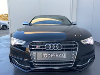 2015 Audi S5 8T MY15 S Tronic Quattro Grey 7 Speed Sports Automatic Dual Clutch Coupe