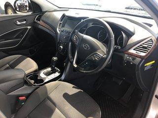 2016 Hyundai Santa Fe DM Series II (DM3) Active CRDi (4x4) Silver 6 Speed Automatic Wagon.