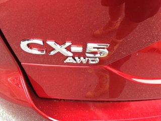 2020 Mazda CX-5 KF4WLA Maxx SKYACTIV-Drive i-ACTIV AWD Sport Soul Red 6 Speed Sports Automatic Wagon