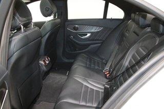 2015 Mercedes-Benz C250 205 MY16 White 7 Speed Automatic Sedan