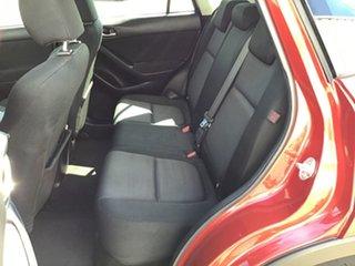 2012 Mazda CX-5 KE1071 Maxx SKYACTIV-Drive AWD Red 6 Speed Sports Automatic Wagon