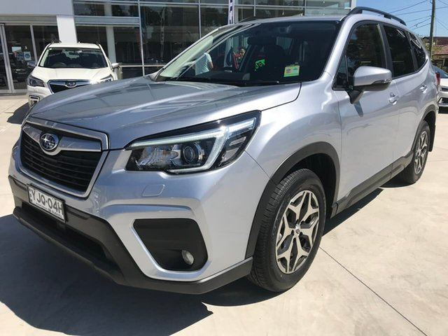 Demo Subaru Forester Liverpool, Forester MY20 2.5i Ptrl C