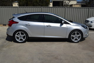 2012 Ford Focus LW Titanium PwrShift 6 Speed Automatic Hatchback