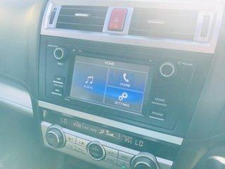 2016 Subaru Liberty B6 MY16 2.5i CVT AWD White 6 Speed Constant Variable Sedan